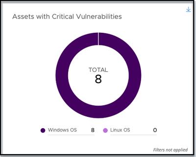 assets with critical vulnerabilities widget.png